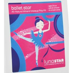 Ballet Star All-Natural Mineral Play Makeup Kit