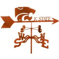 Kansas State University Weathervane