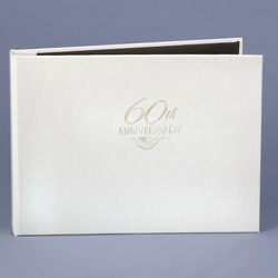 60th Anniversary Guest Book