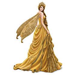 Queen of the Summer Solstice Fairy Figurine