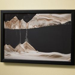 Wall Mounted Movie Sand Picture