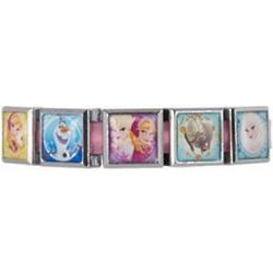 Frozen Movie Characters Girl's Glowing Charm Bracelet
