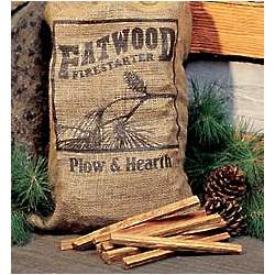 25 Lb. Box of Fatwood