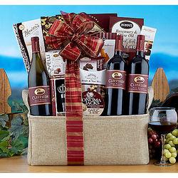 Cliffside Vineyards Trio Gift Basket