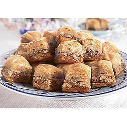 Miniature Baklava Desserts - 1.5 Pounds