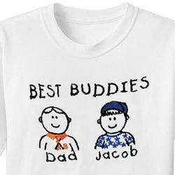 Best Buddies Icon Adult T-Shirt