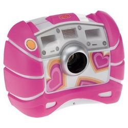 Kid-Tough Digital Camera in Pink