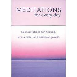 Meditations for Every Day Cards