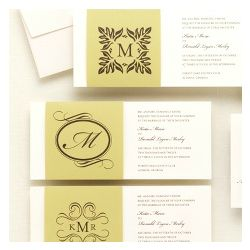 Savannah Wedding Invitations
