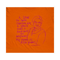 Kid's Rosa Parks T-Shirt