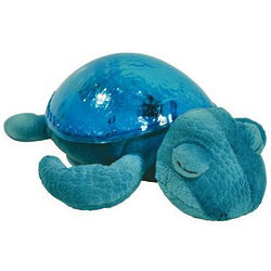 Tranquil Turtle Night Light with Soothing Sounds
