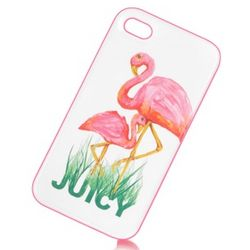 Juicy Flamingo iPhone Case