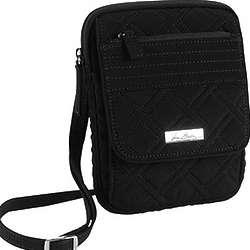 Classic Black Mini Hipster Bag