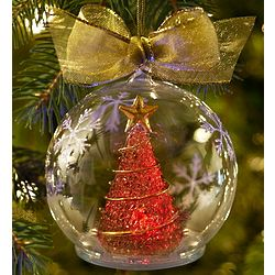 Lenox LED Christmas Tree Wonderball