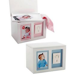 My First Mother's Day Personalized Baby Memory Box