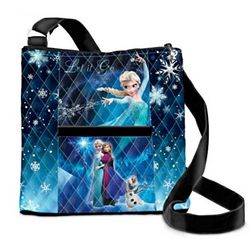 Let it Go Frozen Crossbody Bag