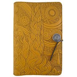 Van Gogh's Sky Embossed Leather Journal