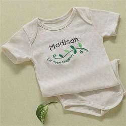 Lil' Tree Hugger Organic Baby Bodysuit