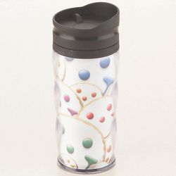 Smiley Face Cookie Travel Mug