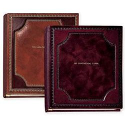 Personalized Leather Palazzo Album