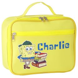 Personalized SpongeBob Lunch Box