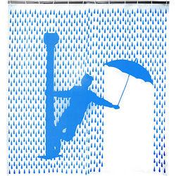 Movie Scene Shower Curtain