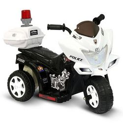 Police Tricycle Ride-On
