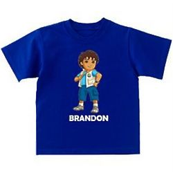 Personalized Diego Youth T-Shirt