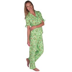 Forget-Me-Not Women's Pajamas
