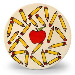 Teachers Rule Platter