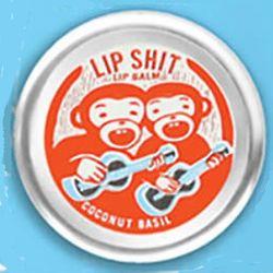 Coconut Basil Lip Sh*t Balm