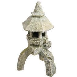 Balinese Lantern Aquarium Ornament