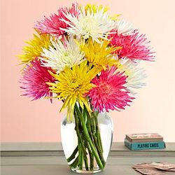 Bursting Blooms Flower Bouquet