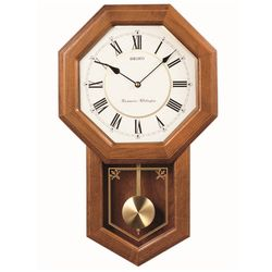 Franklin Schoolhouse Wall Clock