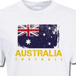 Australia Football Pride T-Shirt