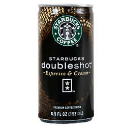 Starbucks DoubleShot Espresso Drink