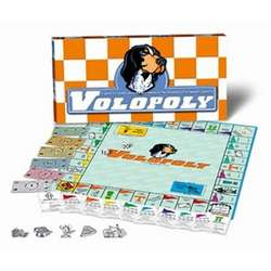 Vol-opoly University of Tennessee Monopoly Board Game
