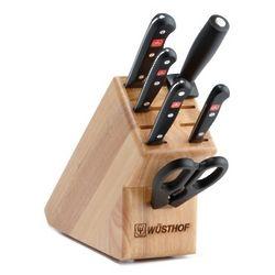 Seven Piece Starter Knife Block Set
