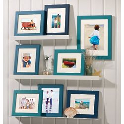 Ocean Blues Picture Frame