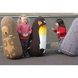 Eco Bonks Inflatable Bop Bag