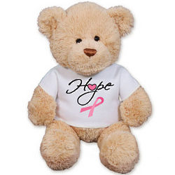 Hope Awareness Teddy Bear