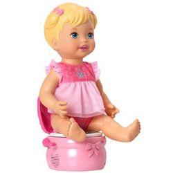 Princess Potty Doll