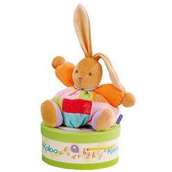 Chubby Rabbit Stuffed Animal