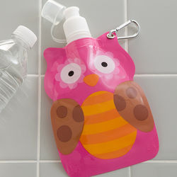Sweet Owl Kid's Reusable Drink Pouch