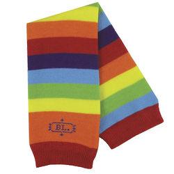 BabyLegs Organic Rainbow Leg Warmers