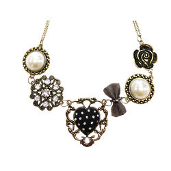 Sweetheart Charms Necklace