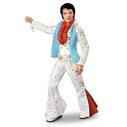 Aloha From Hawaii Elvis Fashion Doll