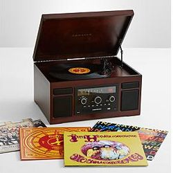 Crosley Patriarch Record Player Plus Converter