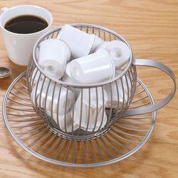 K-Cup Cup and Saucer Cage