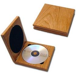 Engraved Wood CD Case